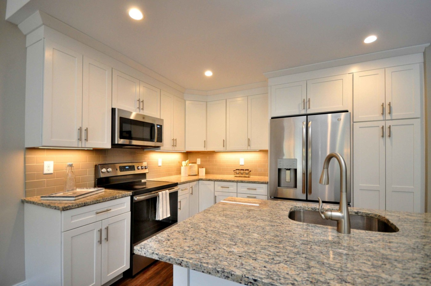 Highcroft Townhomes Kitchen 2
