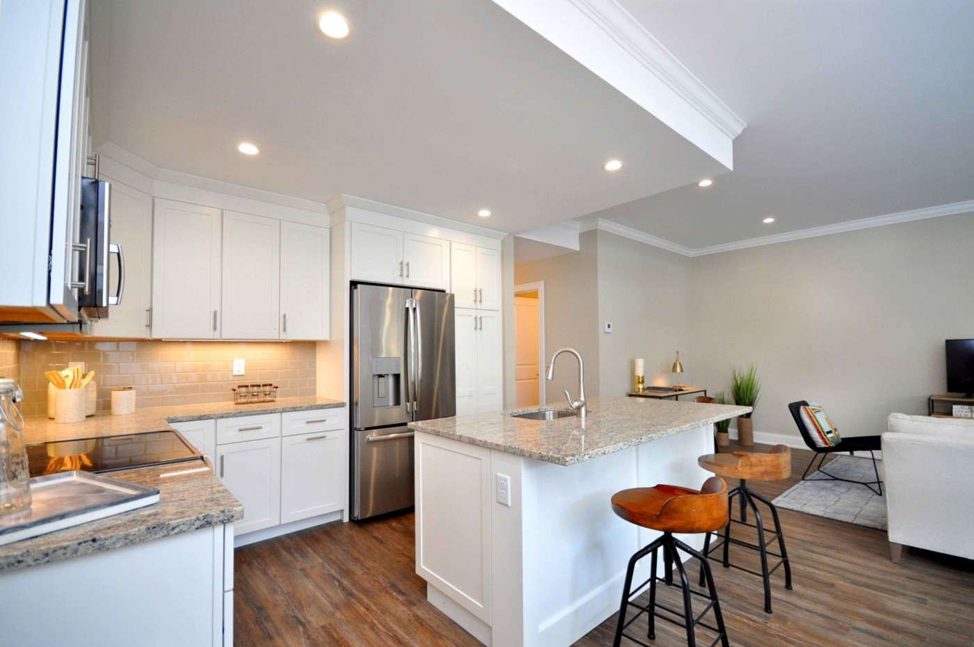 Highcroft Townhomes Kitchen Dining 2