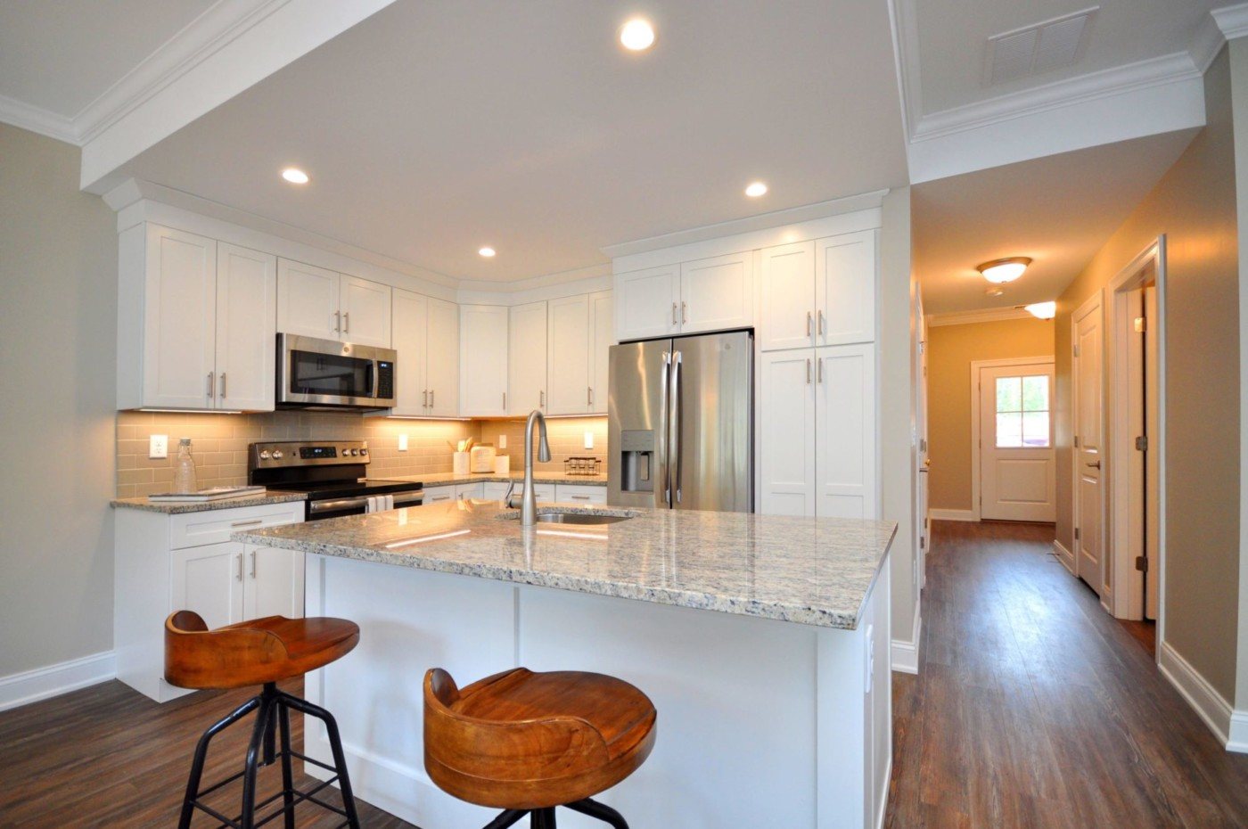 Highcroft Townhomes Kitchen